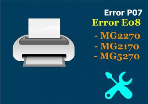 download resetter mg2170 mg2270 and mg5270 masalah error p07 dan e08 ini cara jitu reset printer