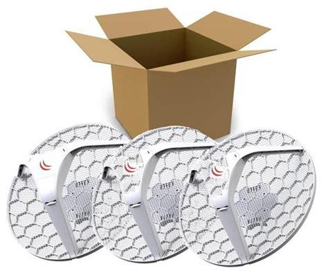 Mikrotik Rblhg 5nd Rb Lhg 5nd mikrotik rblhg 5nd 3 outdoor 802 11an 24 5dbi jednotka lhg 5 3pack