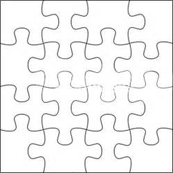 jigsaw puzzle template printable best photos of make a jigsaw puzzle template create a