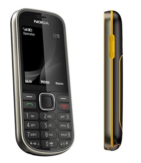 Most Rugged Cell Phone by Nokia 3720 Classic The Most Rugged Mobile Phone