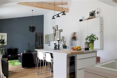 Comment Separer Une Cuisine Ouverte Sur Salon by Comment Separer Une Cuisine Ouverte Sur Salon Coup