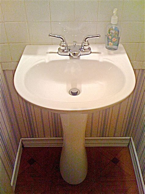 bathroom pedestal sink ideas 7 small bathroom remodel ideas how to update small bath