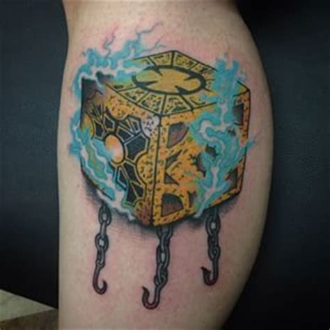 hellraiser tattoo 17 best images about hellraiser tattoos on