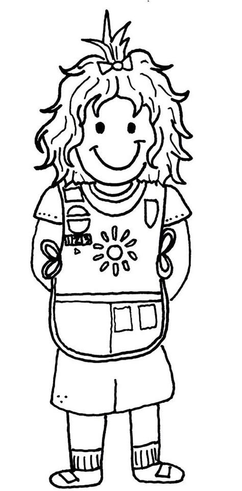 coloring pages girl scout daisies girl scout coloring pages bestofcoloring com