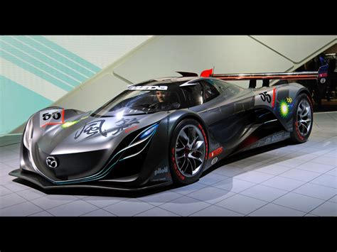 autos mazda automobile zone mazda furai concept for race car