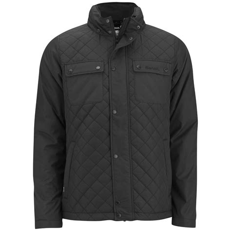 bench mens jackets bench men s lassoo jacket black