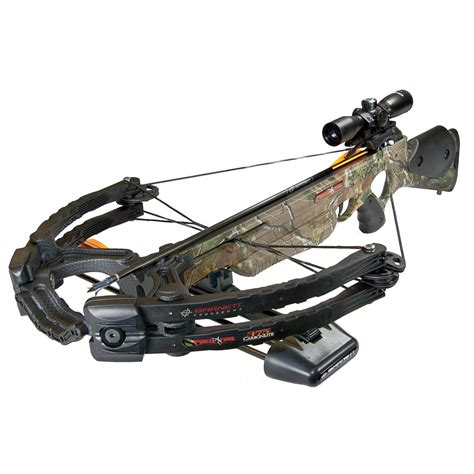 barnett predator 375 crt crossbow package 213220