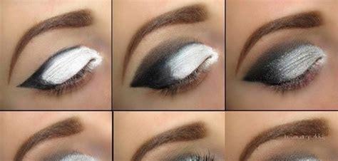 Most Beautiful Colors by Beautiful Grey Smokey Eyes Diy Tutorial Alldaychic