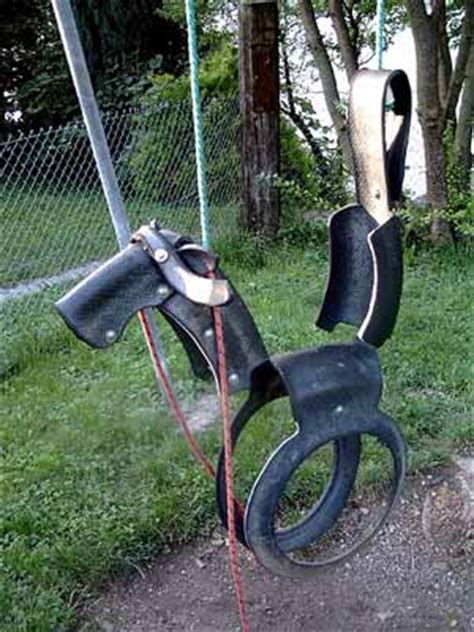 diy horse tire swing horse tire swings cowboy way autos post