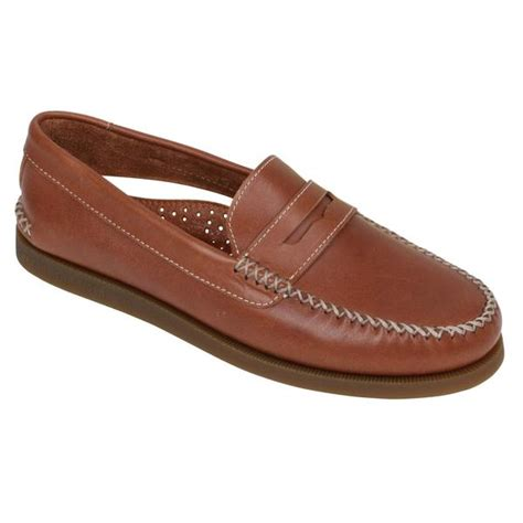 sperry top sider wedge loafer sperry top sider s ao wedge loafers west marine