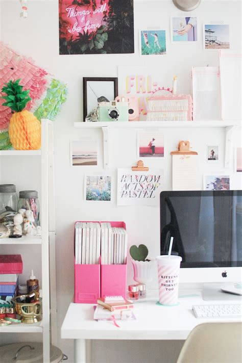 desk decoration ideas best 25 desk inspiration ideas on