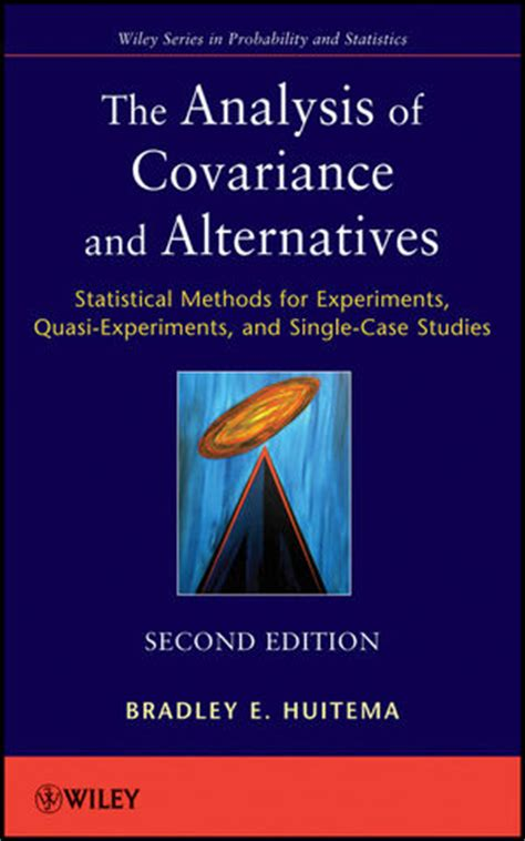 experimental design covariance matrix wiley the analysis of covariance and alternatives