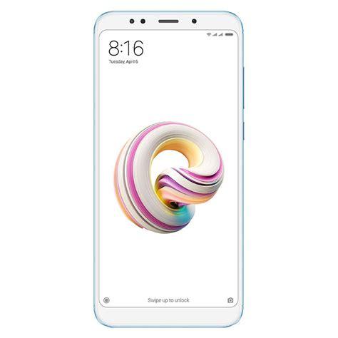 Xiaomi Redmi 5 Plus 4 64 Black Blue Garansi 1 Tahun смартфон xiaomi redmi 5 plus dual sim 64gb 4g blue