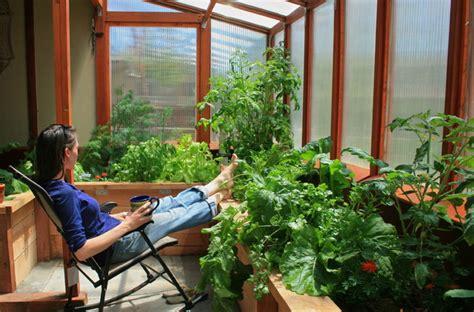Attached greenhouse & studio   Rustic   Landscape   Denver