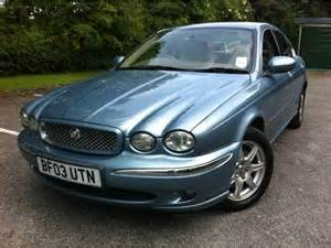 2003 X Type Jaguar For Sale Used Jaguar X Type 2003 Petrol 2 0 V6 4dr Saloon Blue
