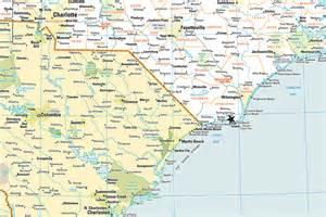 oak island carolina map oak island area information maps and photos