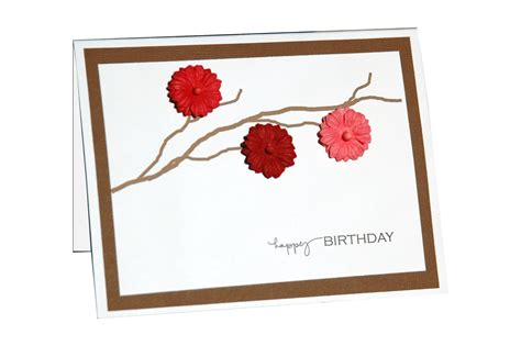 Www Handmade Birthday Cards - birthday card birthday card for handmade birthday card