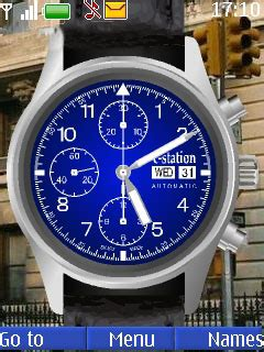 themes swf clock download swf wrist clock nokia theme mobile toones