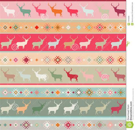norwegian pattern vector norwegian seamless pattern eps 8 stock vector image