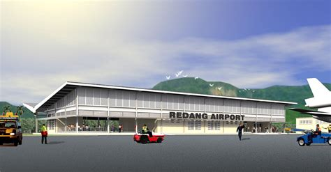 Home Design For Architect Projects Details Redang Airport