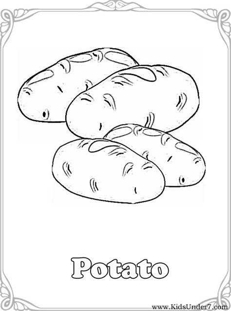 coloring pages vegetables free coloring pages of sweet potato