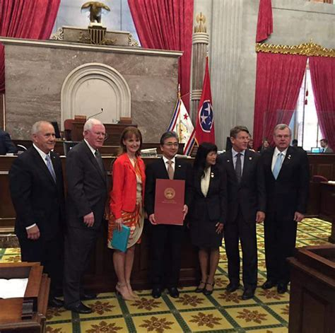 tennessee house of representatives tennessee house of representatives welcomes japan s consul general clarksville tn