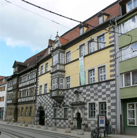 Haus Zum by File Erfurt Stadtmuseum Haus Zum Stockfisch Jpg