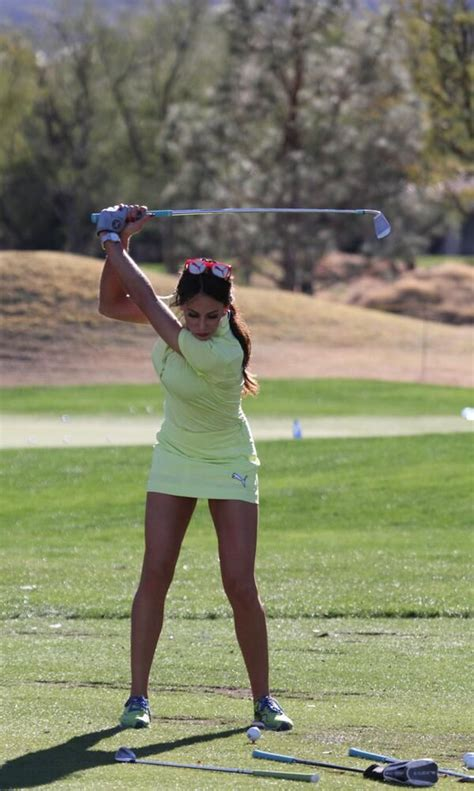 holly sonders golf swing 17 best images about holly sonders on pinterest the
