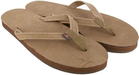 with rainbow sandals rainbow sandals s premier leather narrow