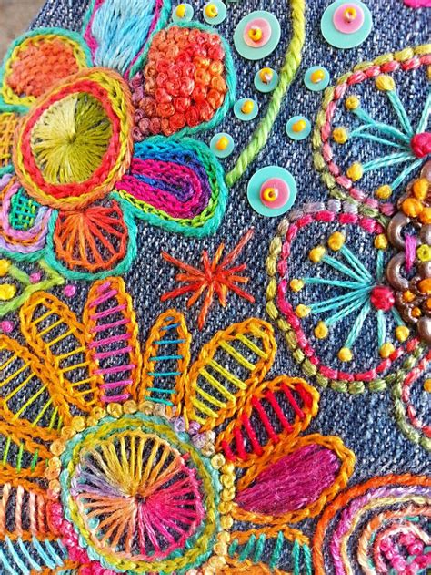 embroidery mexican 1000 ideas about mexican embroidery on