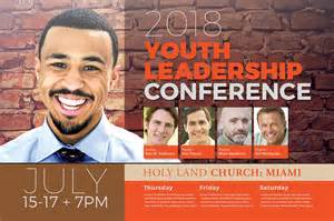 youth leadership conference flyer flyer templates on