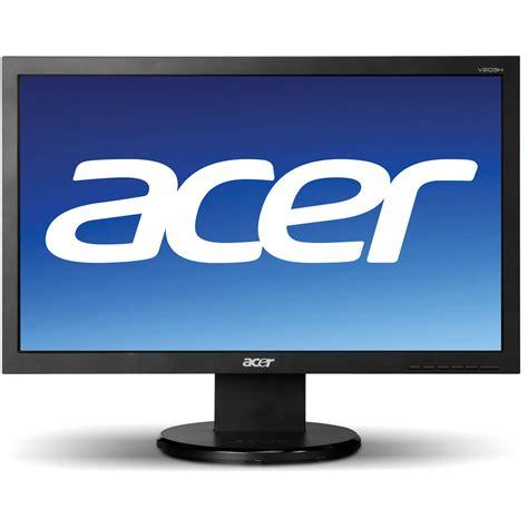 Monitor Acer V203hl acer v203hl bjbmd 20 quot widescreen lcd monitor et dv3hp b02