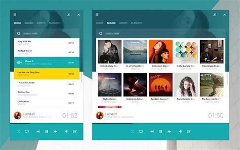 chrome themes material design download salmon player a beautiful material design