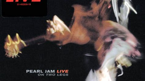 pearl jam best of album 10 live on two legs readers poll the 10 best pearl