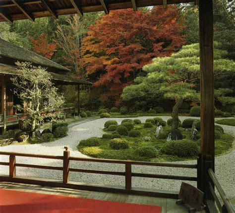 imagenes de jardines en otoño jardines japoneses o zen vida en japon