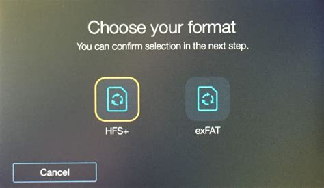 blackmagic format exfat you can now internally format ssds sd cards in all of