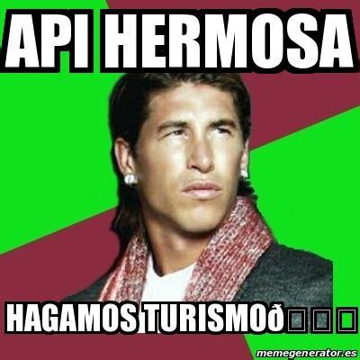 Meme Generator Api - meme sergio ramos api hermosa hagamos turismo 23742649