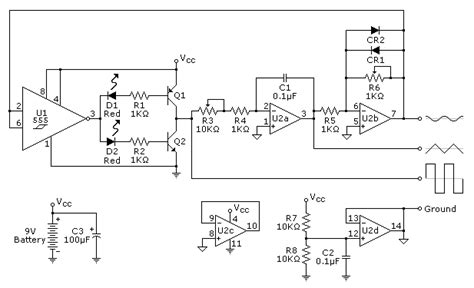2 Way Pwm Generator Wave Signal Pulse Frequency Duty Cycle Stepper function generator varying frequency