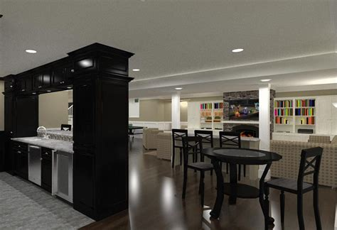 Basement Finishing Ideas On A Budget Attractive Yet Functional Basement Finishing Ideas For Houses The Home Decor Ideas