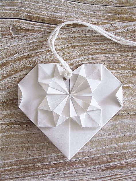 Origami Notes - diy sweet origami note paper