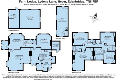 hever castle floor plan 5 bedroom detached house for sale in lydens lane hever