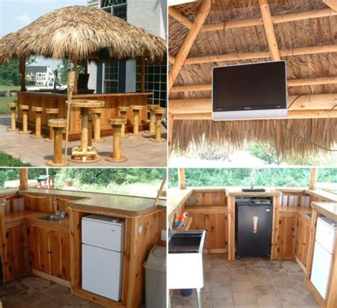 Tiki Bar Hut Set The World S Catalog Of Ideas