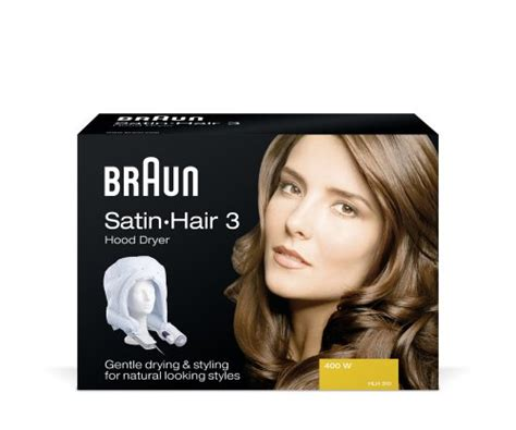 Braun Hair Dryer Bonnet braun satin hair 3 hlh 310 hair dryer health and
