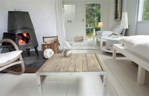 wohnzimmer nordischer stil dachwohnung im skandinavischen stil