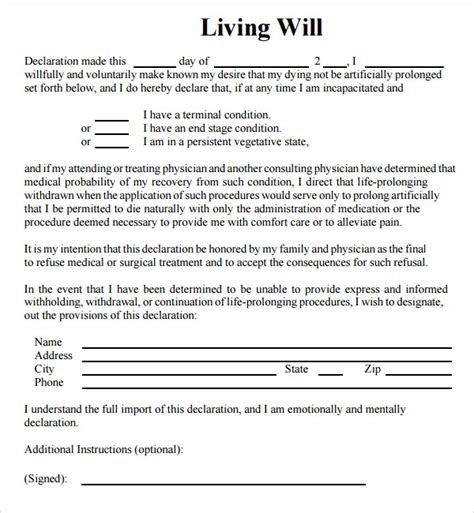 best photos of will template downloadable form last will