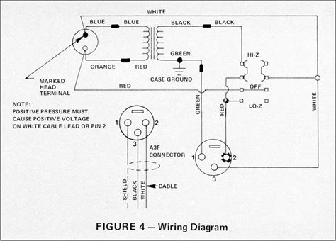 wiring diagram for microphone wiring get free image