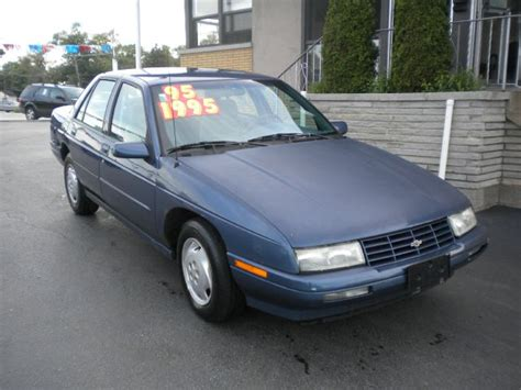 chevrolet corsica 1995 used cars for sale oodle marketplace