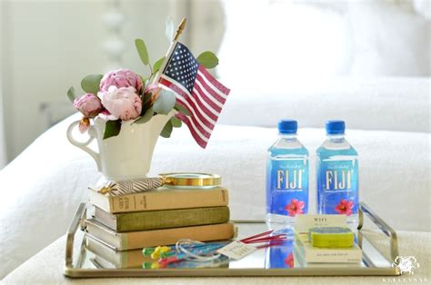 Rooms To Go 4th Of July Sale by Fourth Of July Guest Bedroom Trays And A Sale Alert