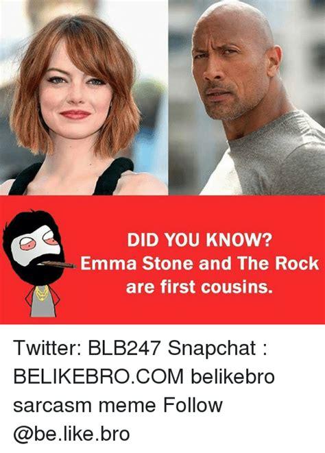 emma stone the rock 25 best memes about emma emma memes