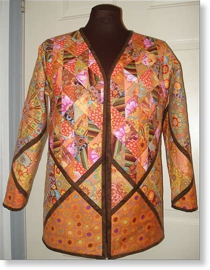 Patchwork Jacket Pattern - 23 best images about quilted jackets on sewing